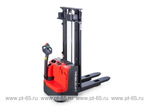 Самоходный штабелер Noblelift PS 12L (32-DX)